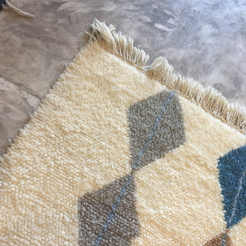 Beni ouarain n2038 - Playground, tapis, deco marrakech, design, rug, soft, morocco