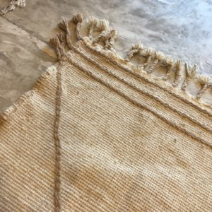 Beni ouarain n2025 - Amande, tapis, marrakech, deco, morocco, rug, design
