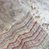 Boujaad n°921 - Barbe à papa, tapis en laine, moroccan rug, runner, pastel color, made of wool, berber rugs, Atlas mountains rugs, deco, home, furniture, design d'intérieur, man crafts
