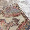 Kilim anatolien n°898 - Loukoum, tapis turc, couleurs pastels, istanbul artisanat, morocco, rug of wool, loom, deco, salon contemporain, art crafts