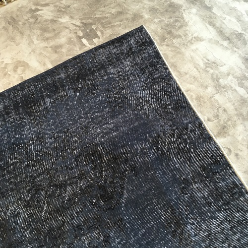 Kilim Anatolien N°897 - Bosphore, gris, bleu, turcs, handwoven, craft, traditionnal artisanal rugs, deco, home, turkish rug