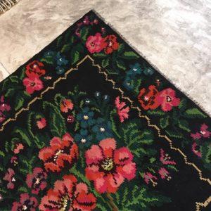 Tapis Moldave N°893 - Gipsy, tapis turcs, hand woven, art contemporain, rug, architecture, furniture, room, bureau, maroc