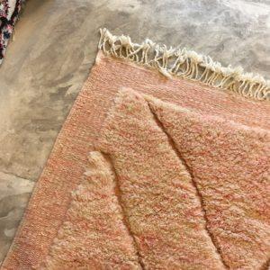 Beni ouarain n1134 - tapis, deco, marrakech, handmade, rug, morocco