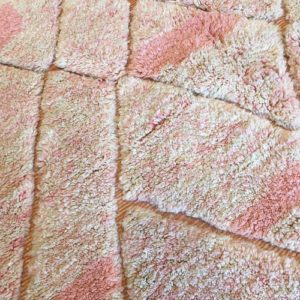 Beni ouarain n1139 - Poudre tapis, deco, marrakech, handmade, rug, morocco
