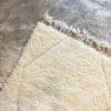 Beni ouarain n1136 - Blanche colombe, tapis, deco, morocco, rug, design, marrakech