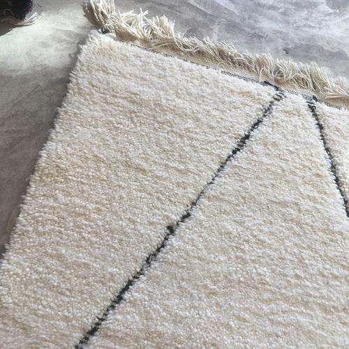 Beni ouarain n1132 - Santa cruz, tapis, marrakech, deco, rug, morocco, design