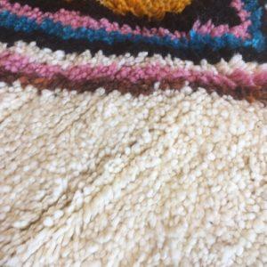 Beni ouraine n1134 - Pop, tapis, morocco, deco, marrakech, rug, design