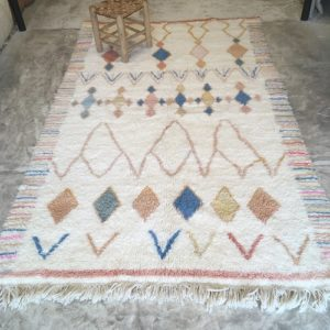 Beni ouarain n1173 - Mountain, tapis, deco marrakech, design, rug, soft, morocco