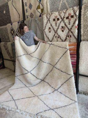 Alix MARRAKINE Tapis Marrakech Maroc - Boutique